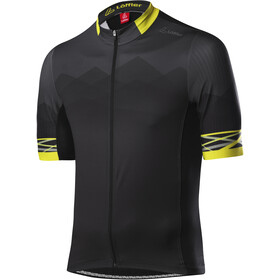Löffler hotBOND RF Full-Zip Bike Jersey Men, onyx